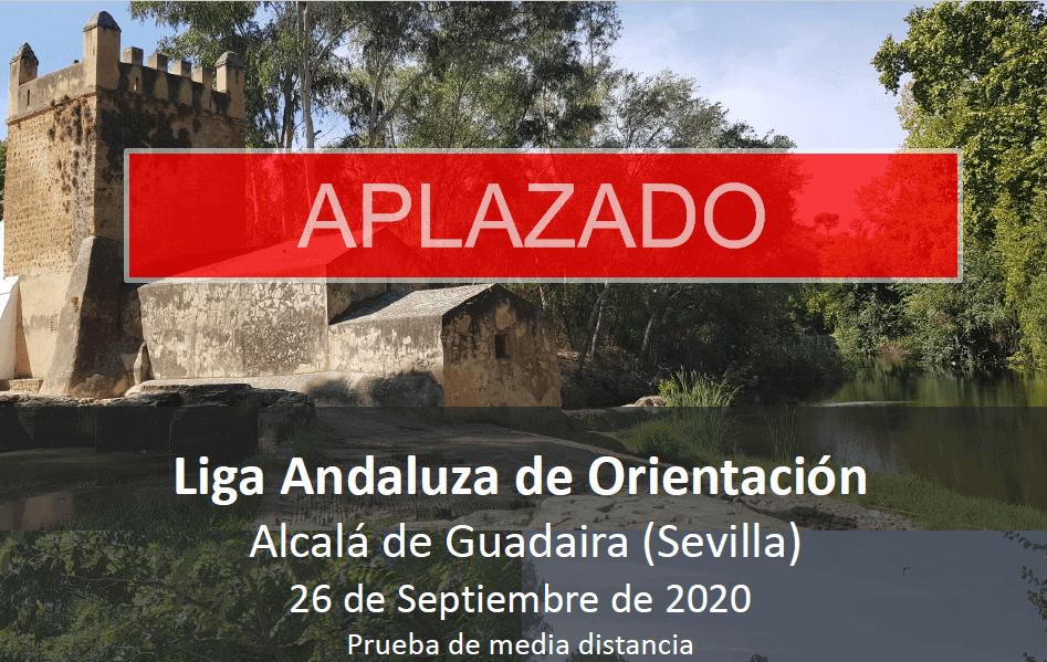 Aplazada la Liga Andaluza en Alcalá de Guadaira