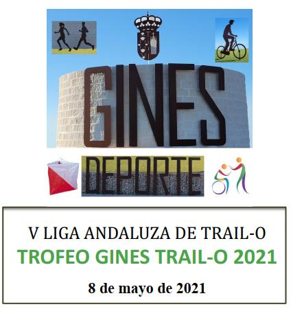 Crónica – Liga Andaluza de Trail-O en Gines el 8 de mayo