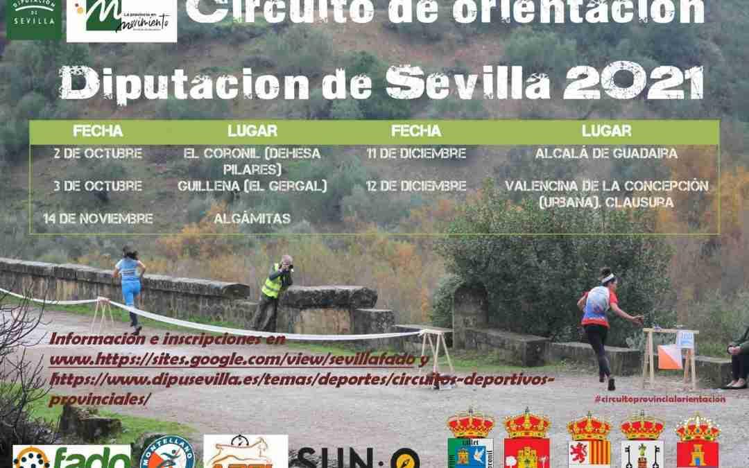 Circuito y Liga Provincial de Sevilla 2021